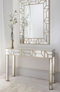 We are pleased to introduce an exquisite console table and ...