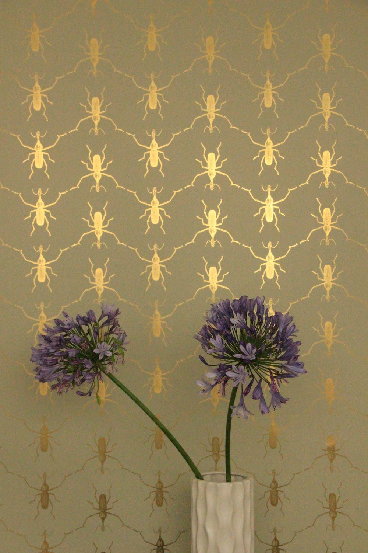Unusual Girls Wallpaper Download Green And Gold Wallpaper Uk Gallery