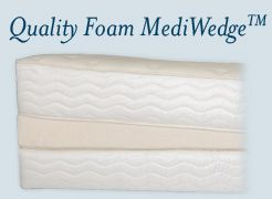 Sleep Healthier Tonight With Mediwedge Foam Bed Wedge Available For All Standard Sizes