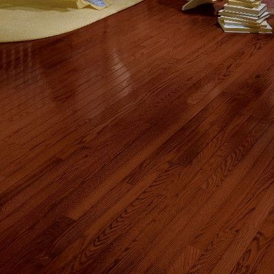 Bruce Flooring Manchester 314 Solid Red Oak Hardwood