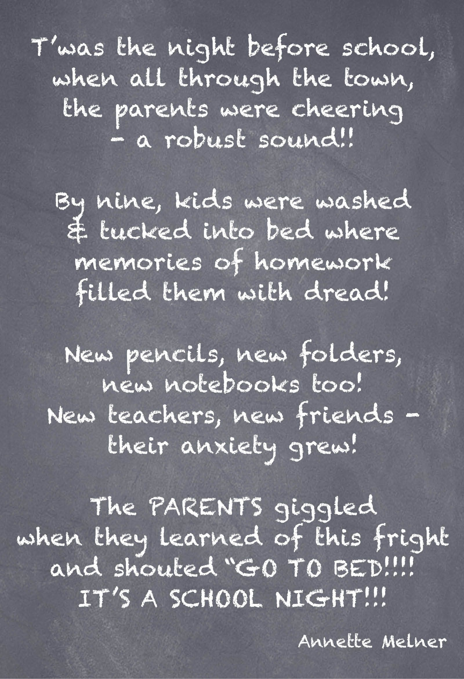 The Night Before Christmas Lesson Plans First Grade
