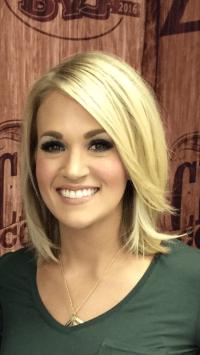 Carrie Underwood Hair Straight Hair For Wedding Hair Amp ...