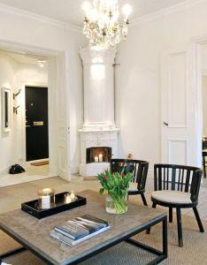 Living room ideas also refresh small details candles and flowers alvheim alvhem rh pinterest