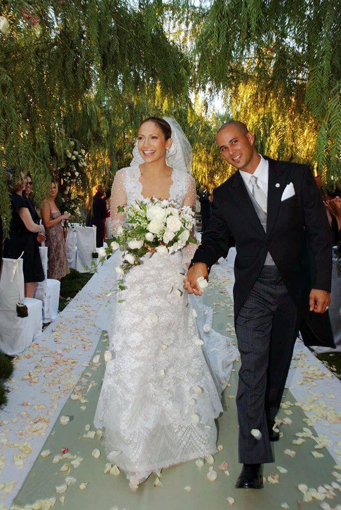 jennifer lopez wedding dress  Google Search  Dresses