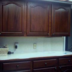 Staining Kitchen Cabinets Darker Maytag Appliances Oak Stained Dark Pinterest