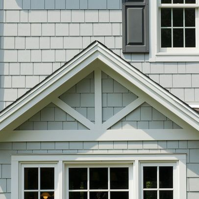 18 Best Gable Decorations Images On Pinterest House Exteriors
