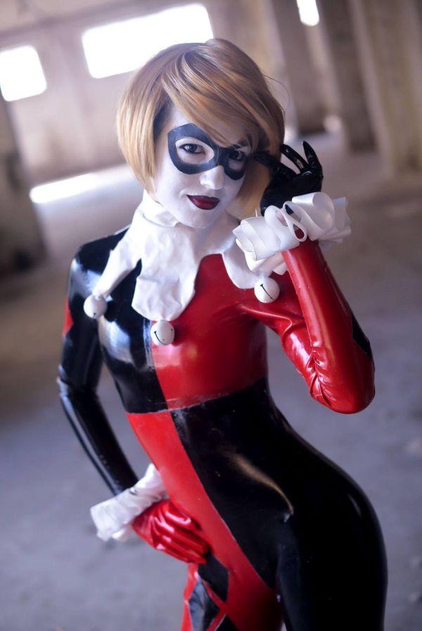 Character Harley Quinn Dr. Harleen Quinzel Dc