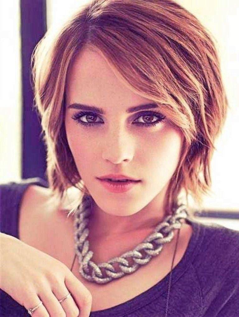 Nice Emma Watson Short Haircuts Short Hairstyles Pinterest