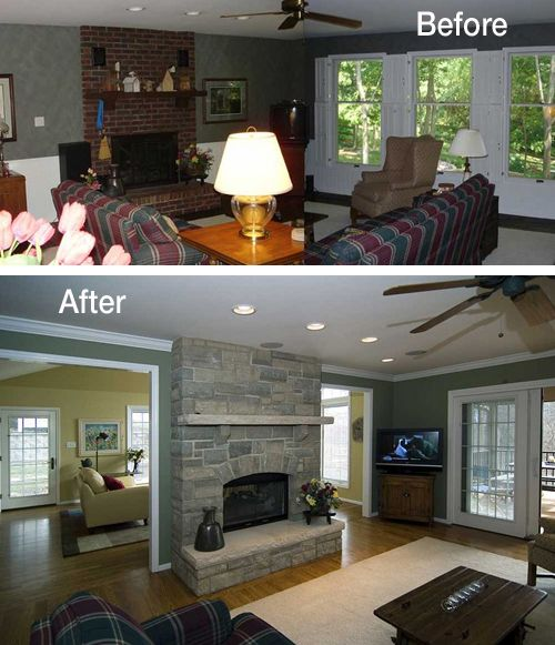 Updating A Ranch Home Mosby Building Arts Blog HOME Is Where
