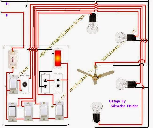How To Wire A Room In Home Wiring Home Pinterest Room