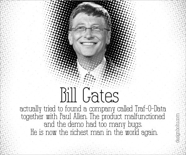 Bill Gates Famous Failure Failure Stories Behind The Most