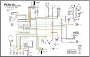 Rigid_EVO Sportster Illuminator Pro 3 Wiring Diagram  The
