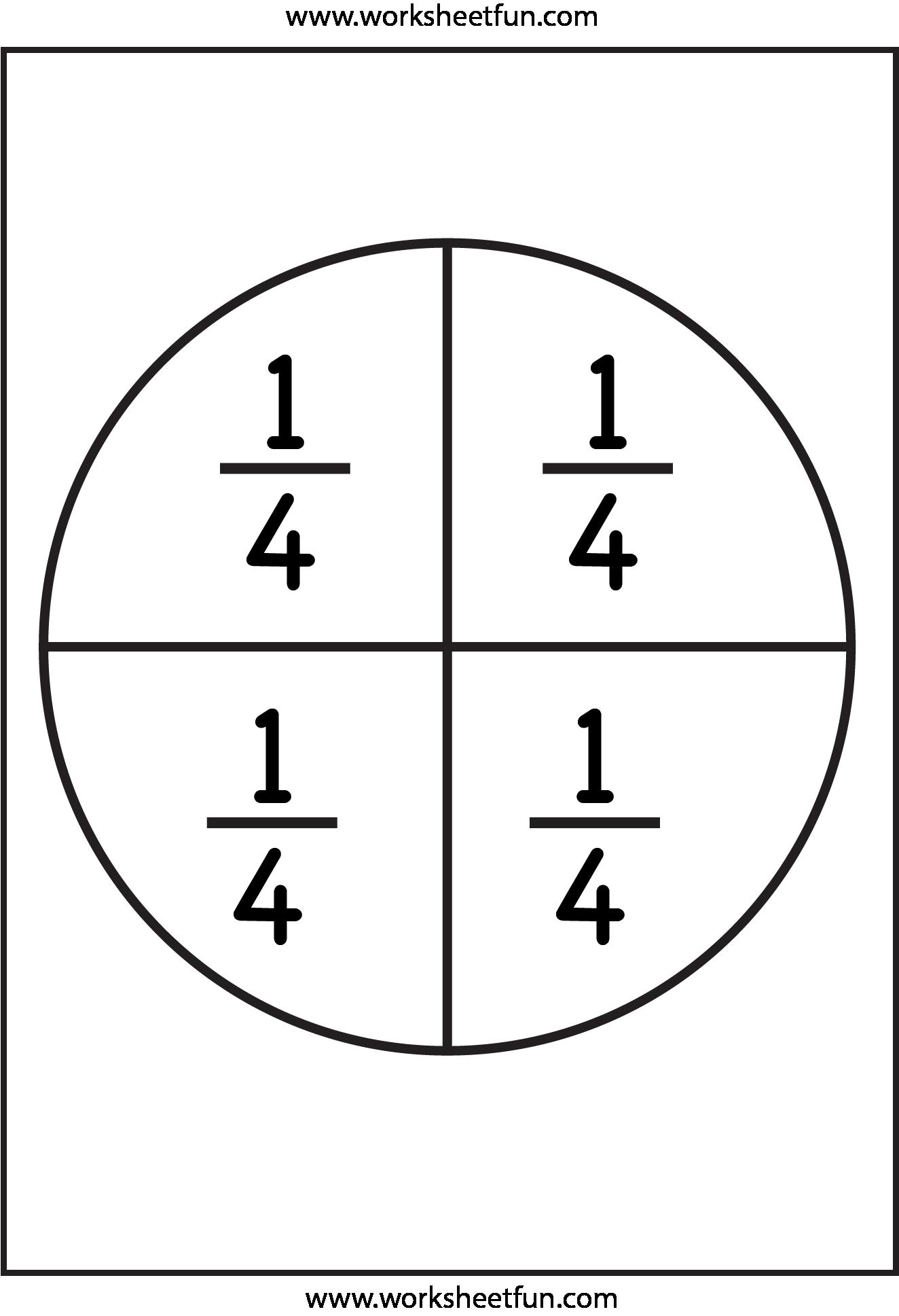 Fraction Circles Rekenen