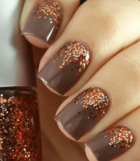Fall Nail Designs on Pinterest | Halloween Nail Designs ...