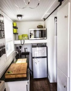 Tiny house ideas pinterest houses kitchens and also kitchen rh