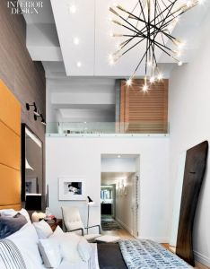 Modern interior design with vintage pieces fit to print workshop apd makes headlines at nyc printing house apartments also ny rh pinterest