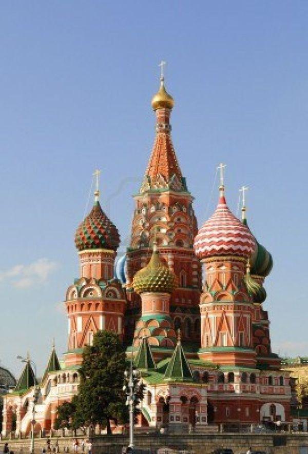 Russian Architecture in Russia