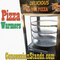 Pizza warmer merchandiser cases are great when they have a ...