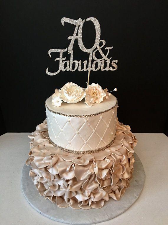 Cake Decorating Ideas Birthday 75th