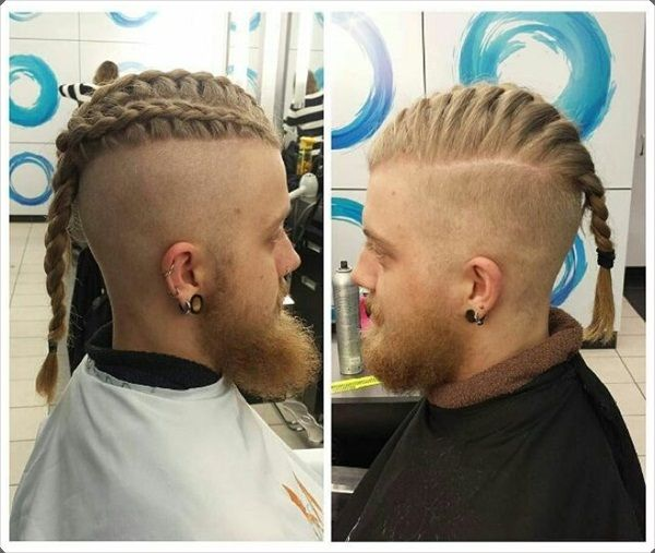 40 Top Class Mohawk Hairstyles For Men Page 2 Of 4 Mohawk
