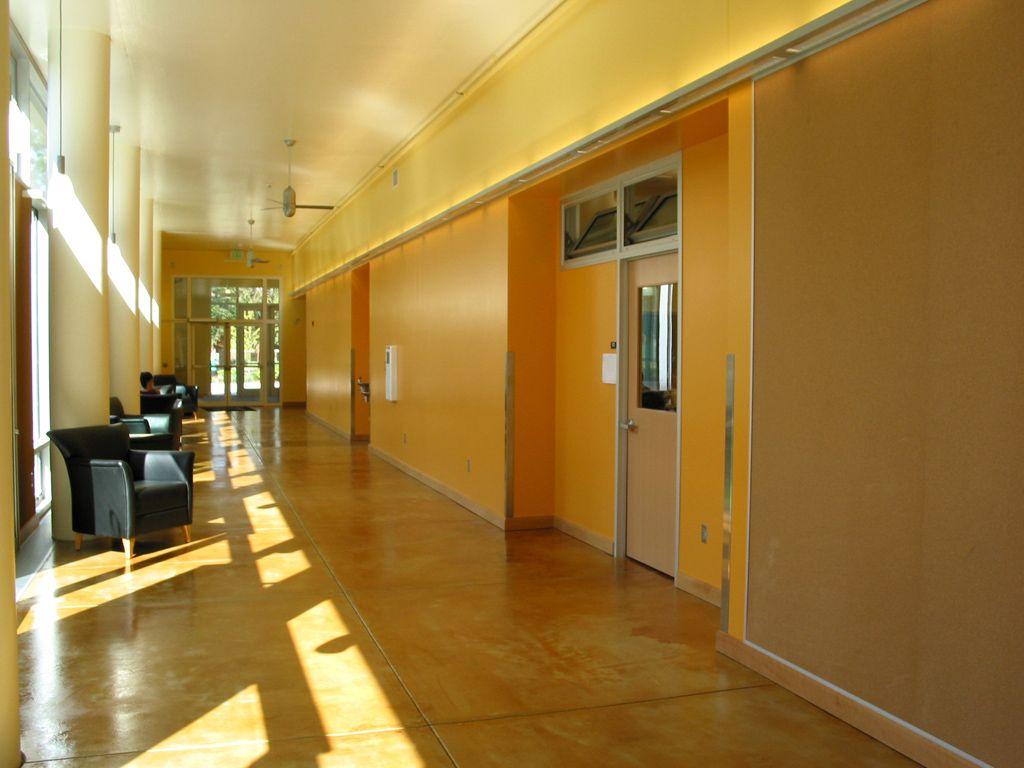 University Of Oregon Living Learning Center Eugene OR Timeline