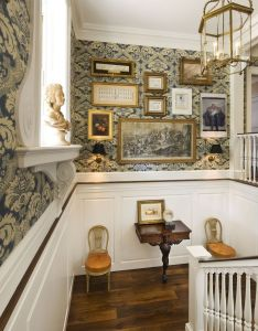 just received my copy of gil schafer   new book the great american house and had to share it with you yes is  trained classical also perfection hallway pinterest houses linens rh
