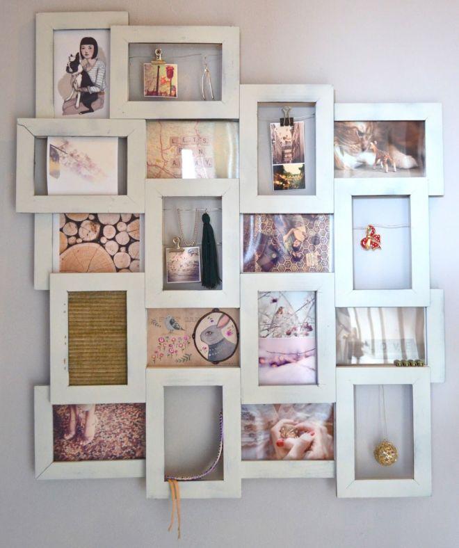 Cutre frame collage hand made goodness pinterest