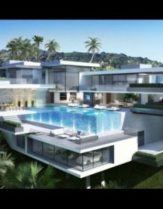 House also nigerian celebrities mega houses africa nigeria modern historic rh au pinterest