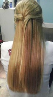 hairstyle straight hair