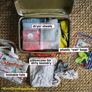 21 Clever Packing Tricks That Will Make Your Trip So Much Easier  Packing tricks Pillow cases