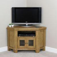 Cheshire Oak Corner TV Unit | Furniture | Pinterest | Oak ...
