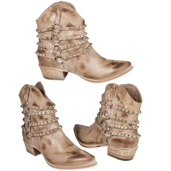 Womens Short Cowgirl Boots - Boot Ri