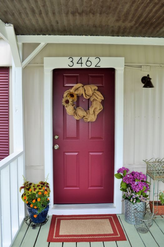 Mobile Home Front Door This Had A Smaller Replaced With