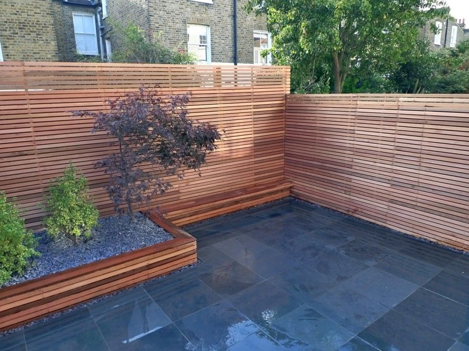 Decorations Privacy Screen Guard For Deck Material Feature Wooden