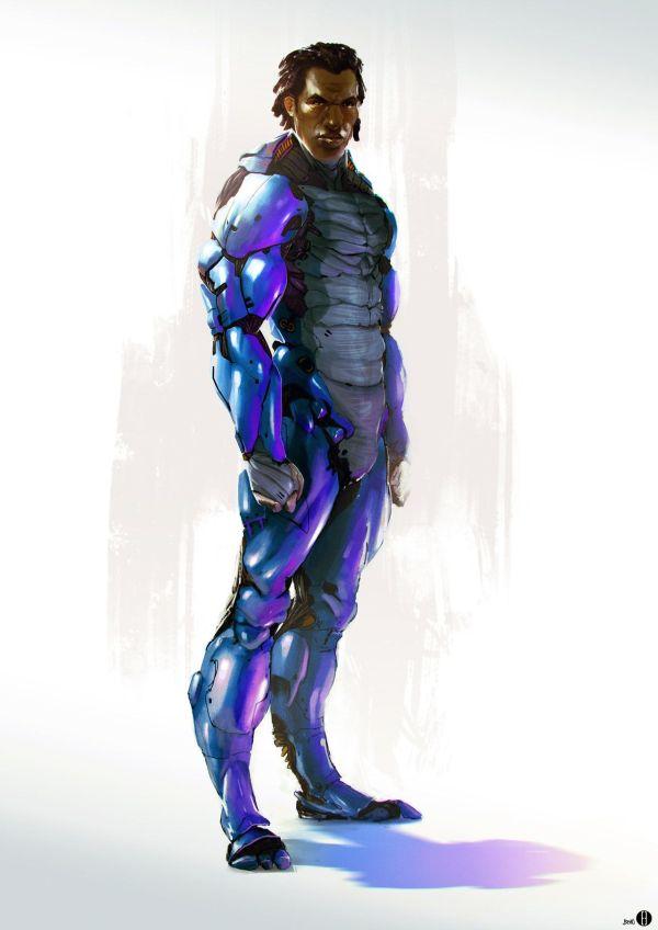 Superhero Concept Art Deviantart Super Characters
