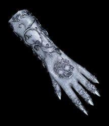American Horror Story Lady Gaga Glove