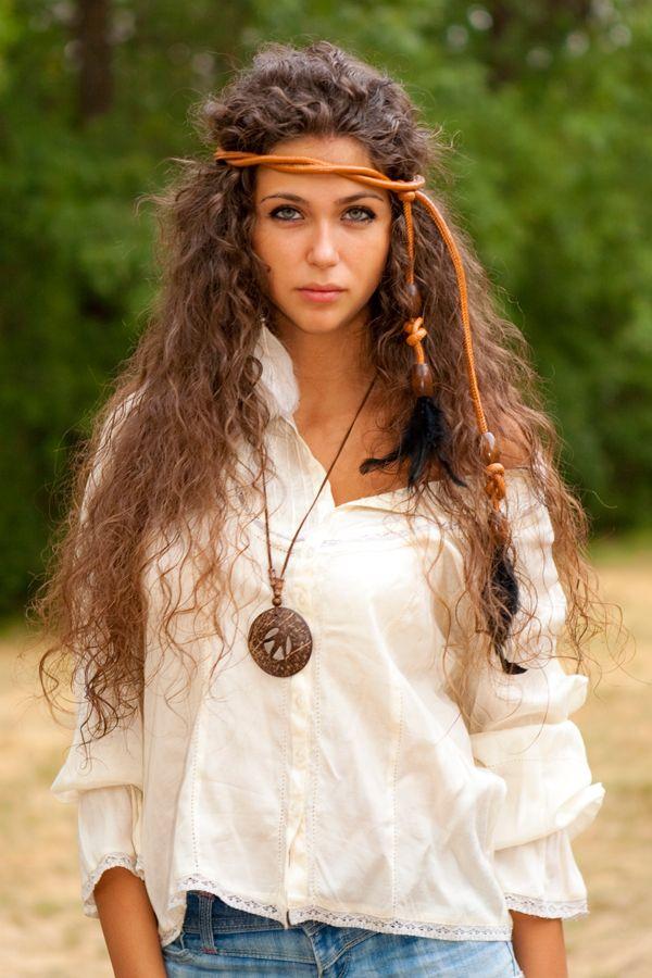 Hippie Frisuren Schöne Styles Im Hippie Look Hippie Frisuren
