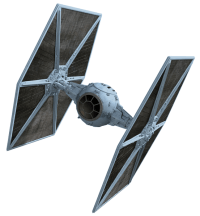 Star Wars TIE Fighter Fathead