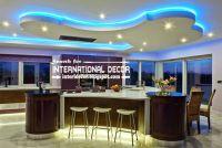 modern kitchen ceiling designs ideas tiles lights, pop ...