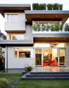 Kerchum residence frits de vries architect modern architecture architects and also rh pinterest