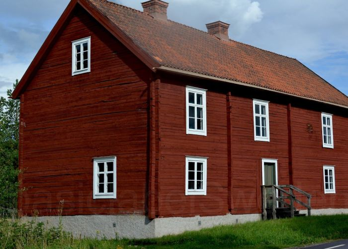 Old house from sweden also scandinavian style pinterest