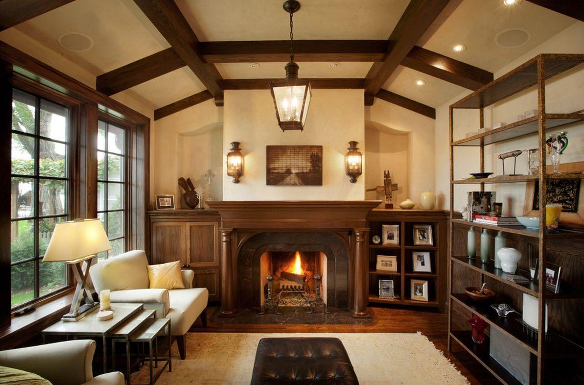 Tudor Living Room Details 10 Ways To Bring Tudor Architectural