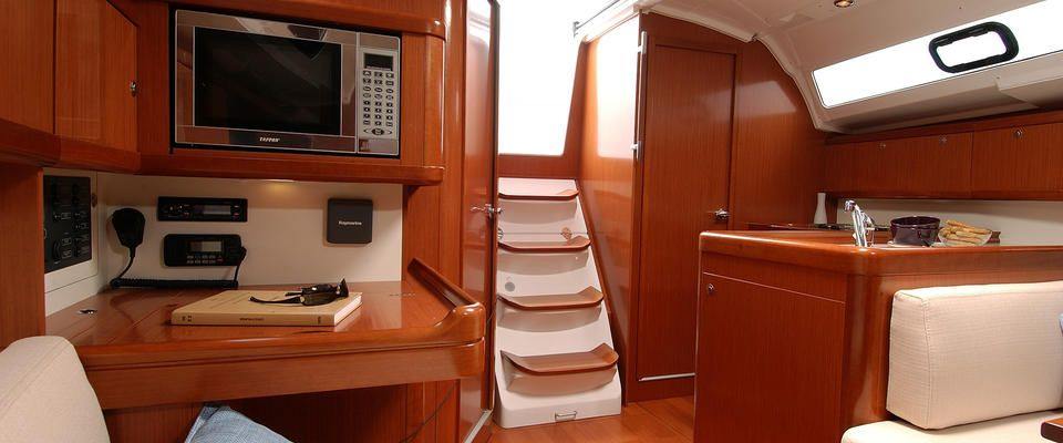 Sailboat Interior Ideas - Google Search