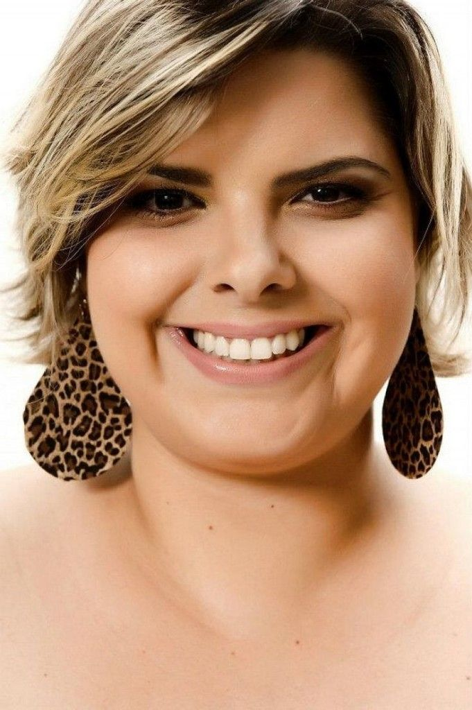 Hairstyles For Round Fat Faces And Thin Hair 11 My Latest