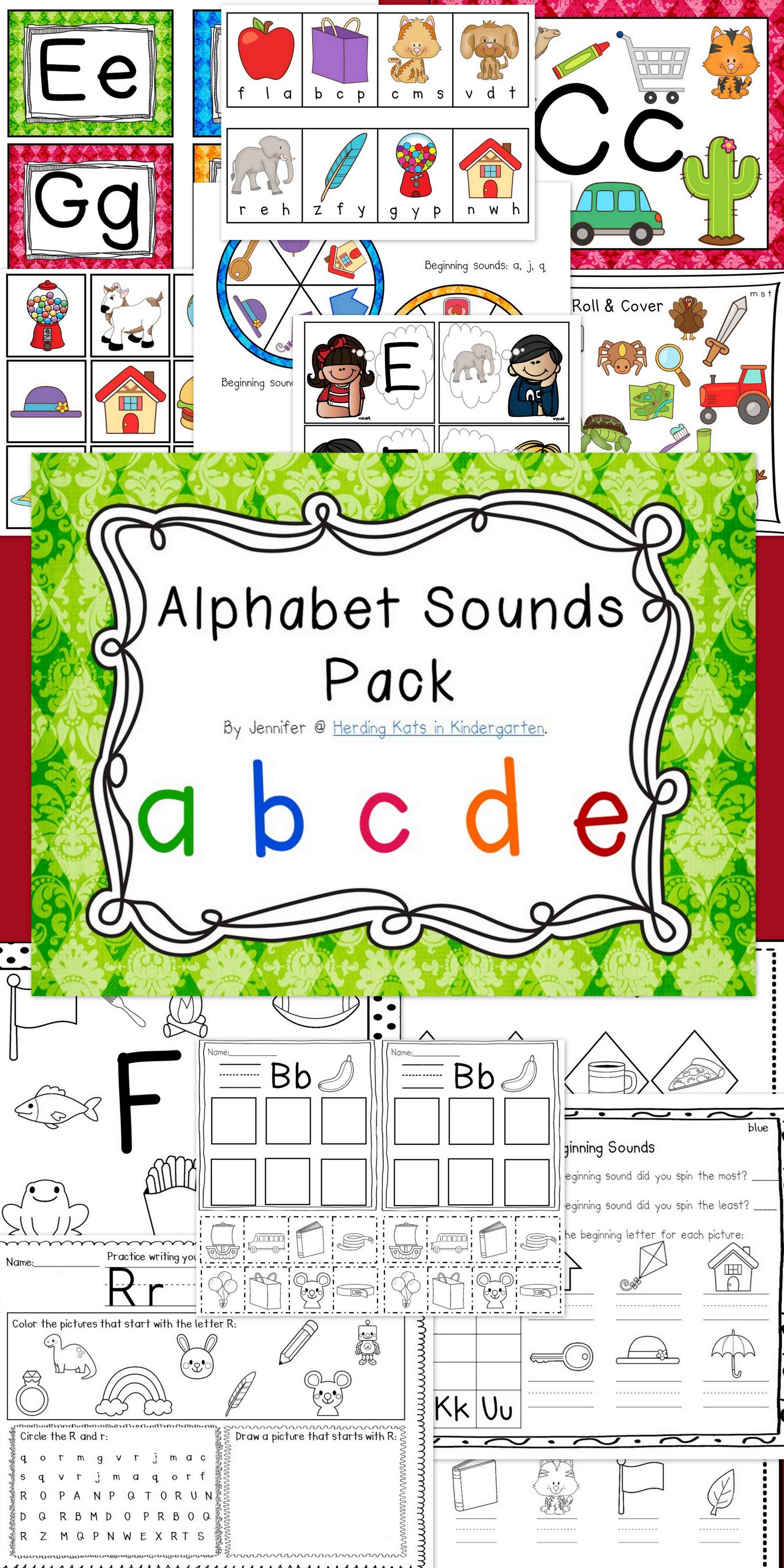 Mega Alphabet Pack