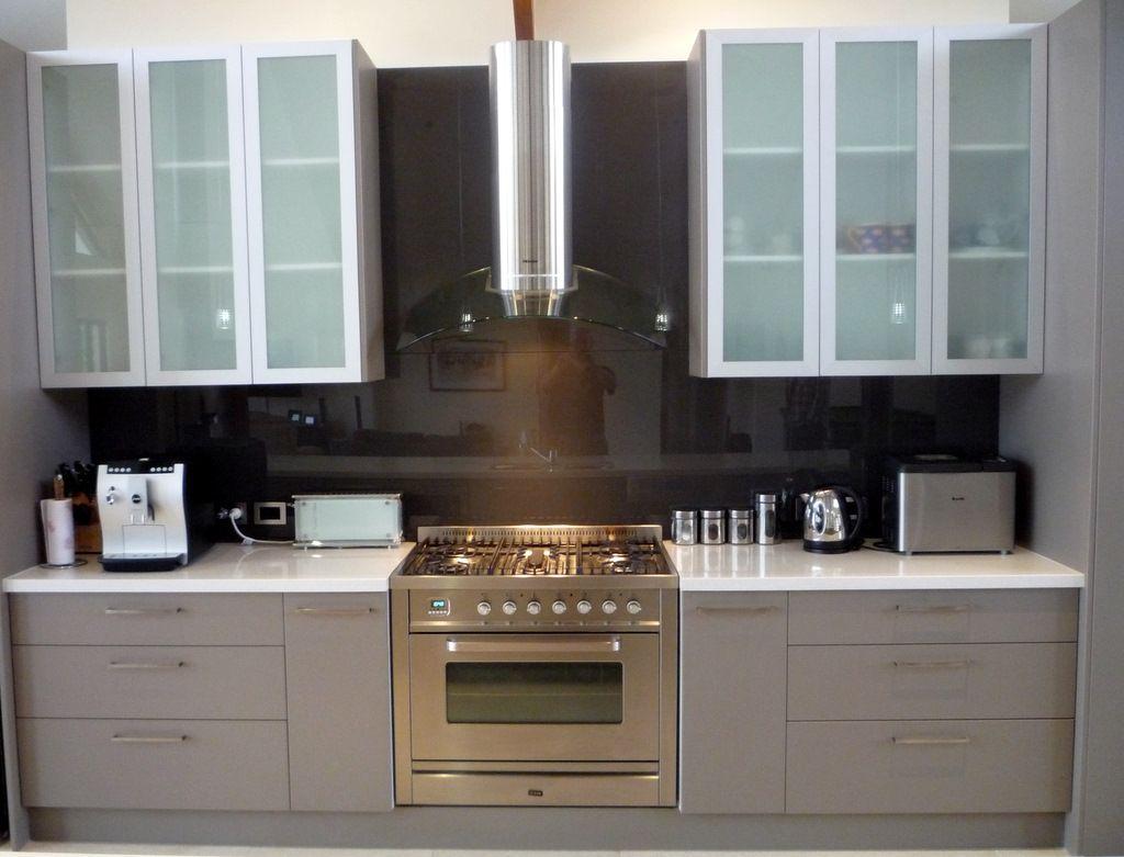 Smoked Glass Kitchen Cabinet Doors  Kitchen Sohor