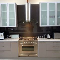 Kitchen Cabinets Glass Doors Cabinet Refinishing Kit White Overhead With Frosted Door