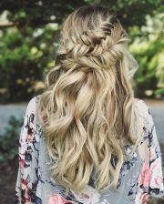 beautiful braided