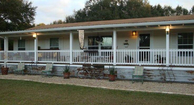 9 Beautiful Manufactured Home Porch Ideas Front Porches Porch