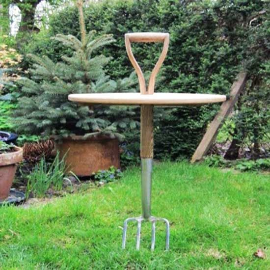 Recycling Old Gardening Tools For Garden Decorations Creative